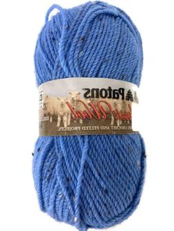 1 Patons Classic Yarn 90% Wool Medium Worsted 4 Knit Weave D
