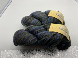 Cascade 220 Wool 2 Skeins color # 9922 Lot # 4274