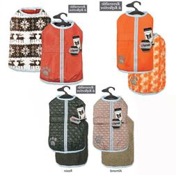 CLOSEOUT PRICES THERMAPET DOG NOREASTER COAT ZACK & ZOEY PET
