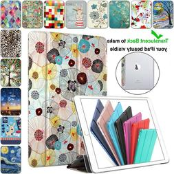 """iPad PRO 12.9"""" 1st 2nd 3rd 4th  Gen TriFold Printed Smart Co"""