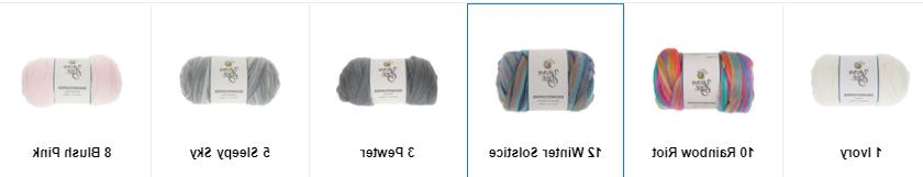 showstopper yarn various colors new price per