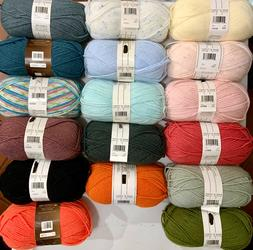 Plymouth Encore YARN worsted weight FAST FREE SHIP lots of C