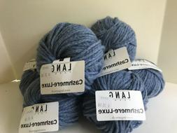 Lang Yarns Cashmere-Luxe, 100% Cashmere, 8 Skns